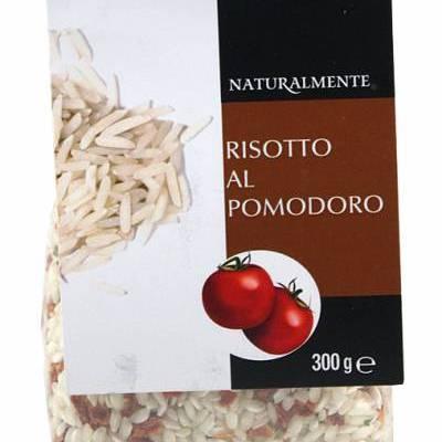 8501 - Naturalmente risotto met gedroogde tomaat 300 gram
