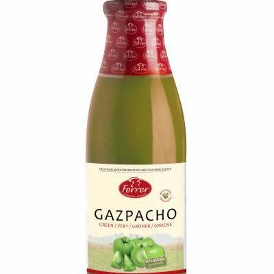 8423 - Ferrer gazpacho groen 720 ml