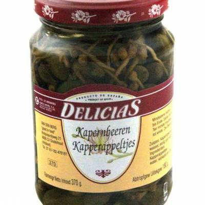 8203 - Delicias kapperappeltjes 370 gram
