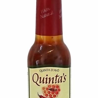 8310 - Quinta's honing bbq saus 95 ml