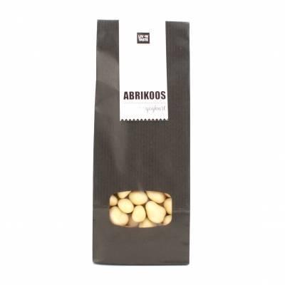 3841 - Liv 'n Taste abrikoos yoghurt coating 115 gram