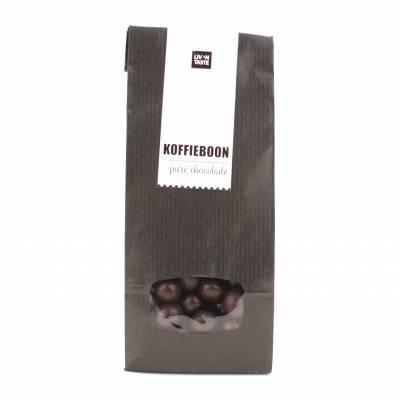 3844 - Liv 'n Taste koffieboon chocolade puur 80 gram