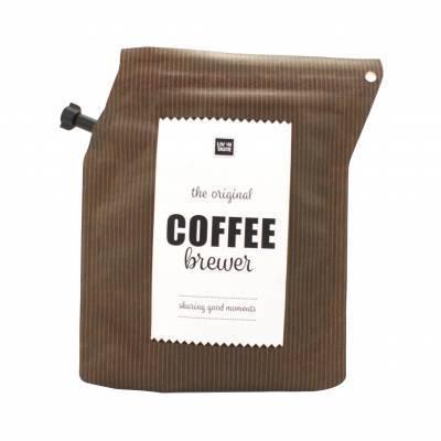 3849 - Liv 'n Taste coffeebrewer brazil 20 gram