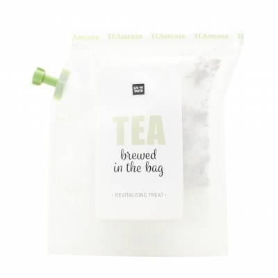3853 - Liv 'n Taste teabrewer revitalising tea 9 gram
