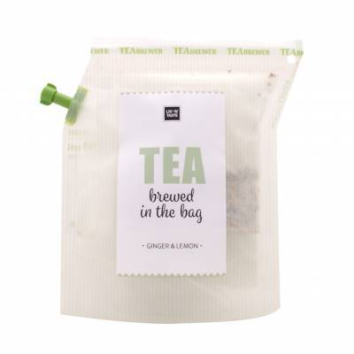 3854 - Liv 'n Taste teabrewer red berry dream tea 9 gram