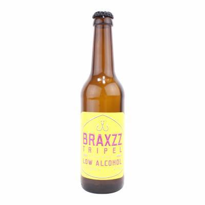 3975 - Braxzz Tripel Alcoholarm 33 cl