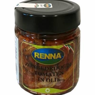 8320 - Renna tomaten zongedroogd op olie 200 gram
