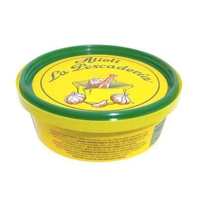 4081 - La Pescaderia alioli 125 gram