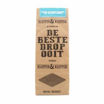 4199 - Klepper & Klepper de beste drop ooit - mildzout 200 gram