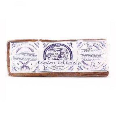 4374 - Jan Bax boeren lekkernij kruidkoek 500 gram