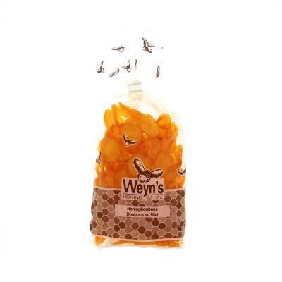 4551 - Weyn's honing bonbons 180 gram