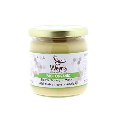 4570 - Weyn's bloemenhoning 450 gram