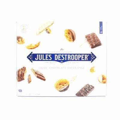 4645 - Jules deStrooper jules' chocolate experience 200 gr