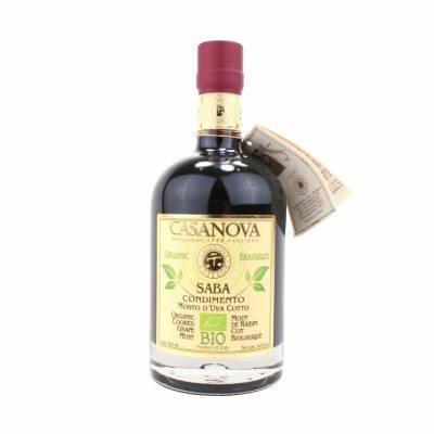 4699 - Casanova Saba cooked grape BIO 500 ml