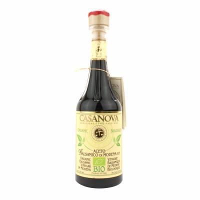 4703 - Casanova Balsamico classico BIO 250 ml