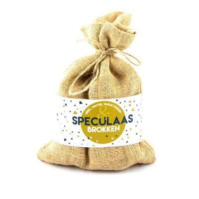 4872 - Pineut borrelbrood speculaasbrokken 350 gram