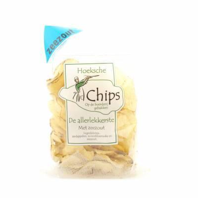 5280 - Hoeksche chips met zeezout 75 gram