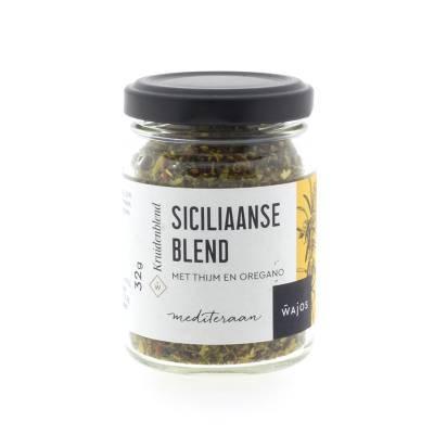 5432 - Wajos siciliaanse blend 32 gram