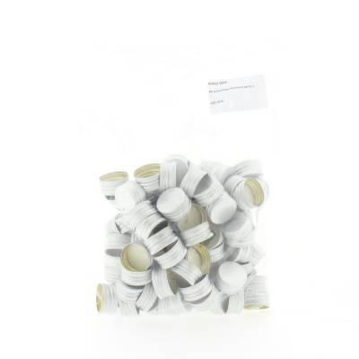 5616 - Verp Sluitingen Doppen schroefdop aluminium pp 31,5 1 stuk