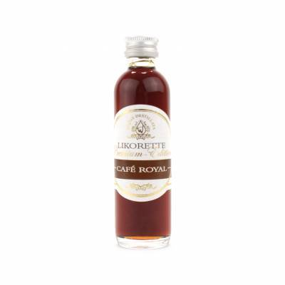 5722 - Wajos café royal likeur 40 ml