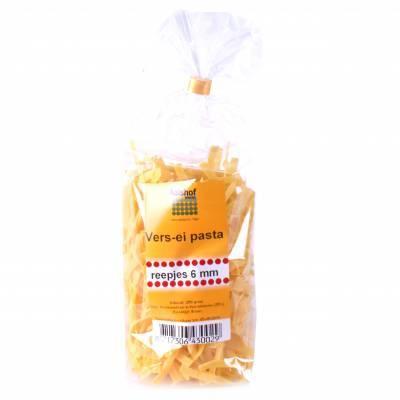 6026 - Aalshof reepjes 6 mm 250 gram