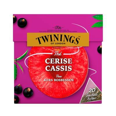 6095 - Twinings cherries & blueberries 20 TB