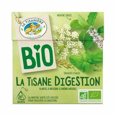 6153 - La Tisaniere la tisaniere digestion bio 20 TB