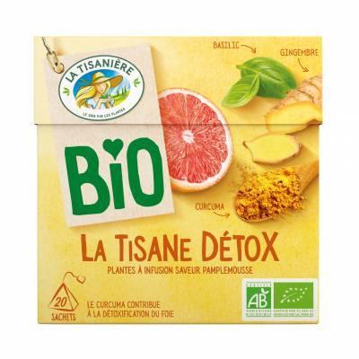 6154 - La Tisaniere la tisaniere detox bio 20 TB
