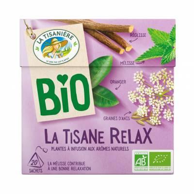 6157 - La Tisaniere la tisaniere relax bio 20 TB
