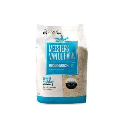 6591 - De Halm gierstvlokken 650 gram