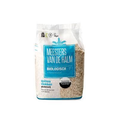 6594 - De Halm quinoavlokken glutenvrij 500 gram