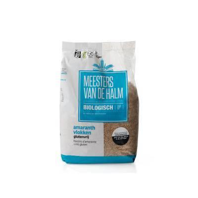 6595 - De Halm amaranthvlokken glutenvrij 650 gram