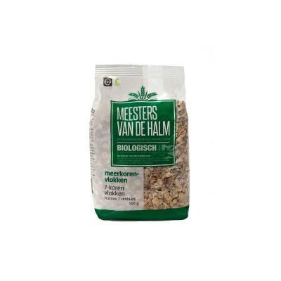 6602 - De Halm 7-korenvlokken 500 gram