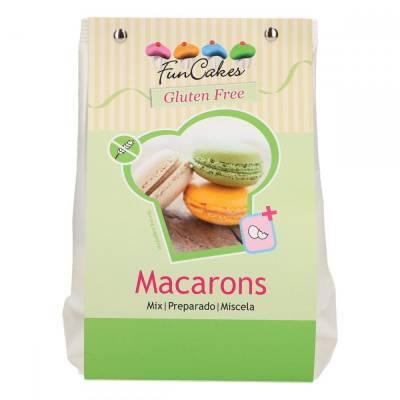 6871 - FunCakes mix voor macarons glutenvrij 300 gr