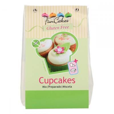 6872 - FunCakes mix voor cupcakes glutenvrij 400 gr