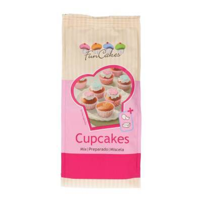 6924 - Cake Supplies Mix voor Cupcakes 500 gram