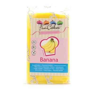 6934 - Cake Supplies Smaakfondant Banaan 250 gram