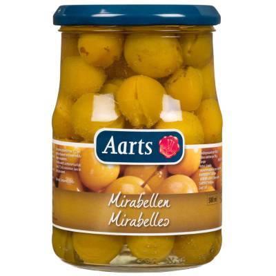 7285 - Aarts goud mirabellen geel 580 ml