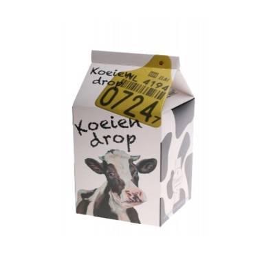 3409 - Jan Bax boeren lekkernij koetjesdrop melk 200 gr