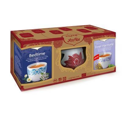 7501 - Yogi Tea Theekop-verwarmer giftbox 454 gram