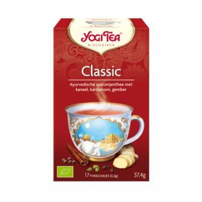 7502 - Yogi Tea Classic 17 TB