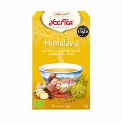 7503 - Yogi Tea Himalaya 17 TB