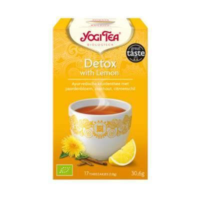 7525 - Yogi Tea Detox 17 TB