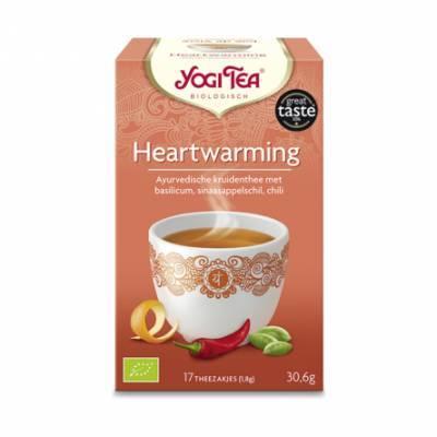 7535 - Yogi Tea Heartwarming 17 TB