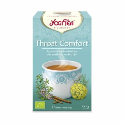 7541 - Yogi Tea Throat Comfort 17 TB