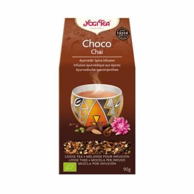 7590 - Yogi Tea Choco Chai 90 gram