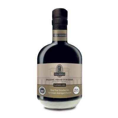 7834 - Villa Grimelli aceto balsamico platinum 250 ml