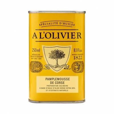 7861 - A l'Olivier olijfolie grapefruit 250 ml