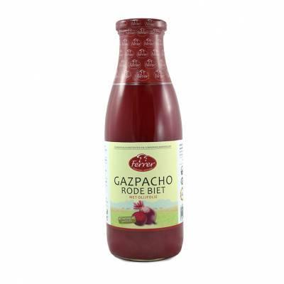 7864 - Ferrer gazpacho rode biet 720 ml