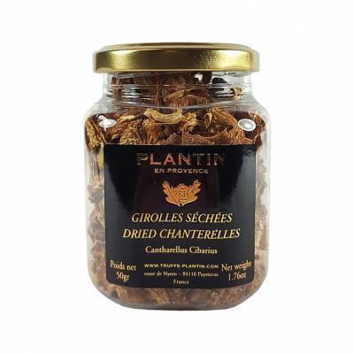 7870 - Plantin gedroogde cantharellen 50 gram